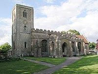 Meldreth, Holy Trinity - geograph.org.uk - 2954.jpg