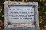 Memorial to John Charles Dundas, at Freshwater Bay, Isle of Wight.jpg