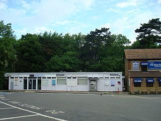 Meopham railway station