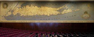 The Bellmores, New York - Mepham HS Auditorium