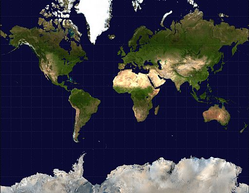 https://upload.wikimedia.org/wikipedia/commons/thumb/7/74/Mercator-projection.jpg/512px-Mercator-projection.jpg