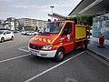 Mercedes-Benz Sprinter, pompiers aéroport Toulouse Blagnac.jpg