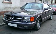 Mercedes C126 front 20080102.jpg