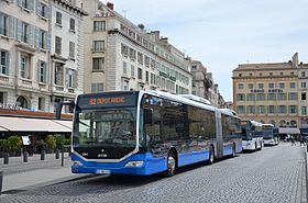 Image illustrative de l'article Autobus de Marseille