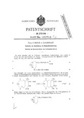 Merck patent for synthesizing methylhydrastinine from MDMA