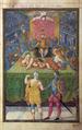 Merecimento dos feitos da Índia - ilustração ao Canto XXI, Svcesso do Segvndo Cerco de Div, Jerónimo Côrte-Real, 1574.png