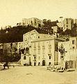 Mergellina, odierna piazza Sannazzaro (stereocard 2, detail).jpg