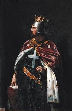 Riccardo Primo -  Richard I the Lionheart