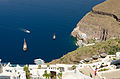 Mesa Gialos - old harbour of Fira - Santorini - Greece - 01.jpg