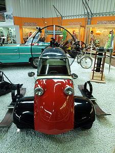 Messerschmitt Kabinenroller KR 200, Rolf Strasser pic1.JPG