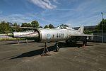 MiG-21PF Fishbeds, Czech Air Force Museum, Prague-Kbely Airbase (29106890501).jpg