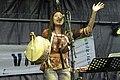 Micaela Chauque en Música en la Villa 31 por el Día Internacional de la mujer (13149195894).jpg