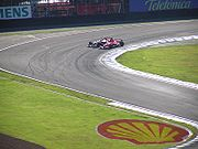 2006 Brazilian GP in Interlagos.