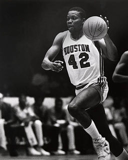 Michael Young (basketball, born 1961) retired American basketball player, played collegiately for the University of Houston Cougars