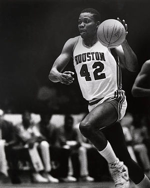 Houston Cougars men's basketball - Michael Young