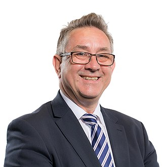 Counsel General for Wales - Image: Mick Antoniw AM (27555054974)