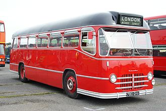 Midland Red - Preserved BMMO C5