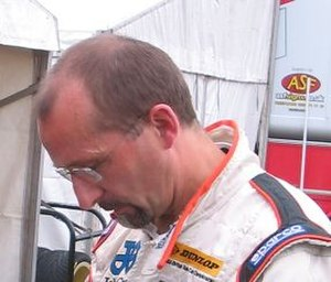 Mike Jordan (racing driver) - Image: Mike jordan