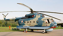 Mil Mi-14 of Polish Navy (reg. 1011), static display, Radom AirShow 2005, Poland.jpg