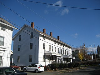 Bigelow-Hartford Carpet Mills Historic District United States historic place