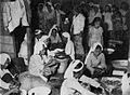 Minang marriage, women preparing food for ceremony, Wedding Ceremonials, p29.jpg