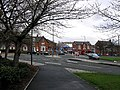 Mini roundabout Waldridge Road - geograph.org.uk - 751520.jpg