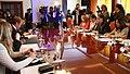 Ministro británico de Estado, Jeremy Browne, se reúne con Canciller encargado, Kintto Lucas de Ecuador (5974287439).jpg