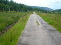 Minor Road to South of Loch Arienas - geograph.org.uk - 511663.jpg