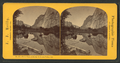 Mirror View, down the Yo Semite Valley, Cal, by Reilly, John James, 1839-1894.png