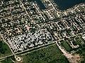 Mobile home park, aerial (6044616136).jpg