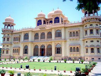 Mohatta Palace - Image: Mohatta Palace Karachi 2