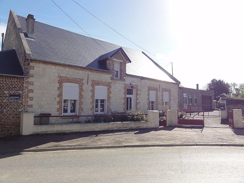 Monceau-le-Waast (Aisne) mairie