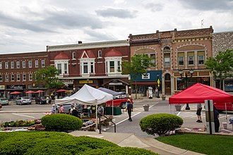 Monroe, Wisconsin - Image: Monroe WI