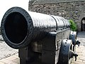 Mons Meg - Edinburgh Castle - geograph.org.uk - 1310151.jpg