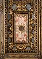 Monsummano, santuario di fontenuova, interno, soffitto ligneo di giovanni desideri, 1603-10 ca., attributi mariani di muzio vanni 10 luna.jpg