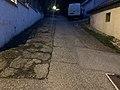 Montée de la Vieille Côte entre la rue des Terreaux et la rue de l'Ancienne Montée (pour monter au Mas Rillier).jpg