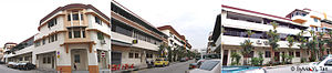 Tiong Bahru - SIT flats in Tiong Bahru