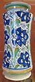 Montelupo, albarello con decorazione floreale, 1510-20 ca.JPG