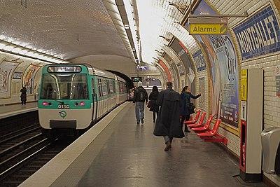 Montgallet (metropolitana di Parigi)