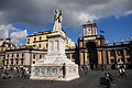 Monument of Dante Alighieri in Piazza Dante Napoli. Campania, Italy, South Europe-2.jpg