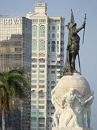 Monumento a Vasco Núñez de Balboa