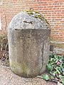 Moor Park, Farnham, Surrey 04 - World War II anti-tank cylinder.jpg
