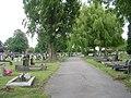 Moorthorpe Cemetery - Minsthorpe Lane - geograph.org.uk - 1348403.jpg