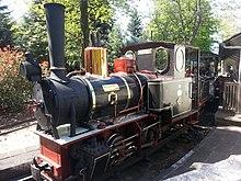 Efteling Stoomtrein Maatschappij Wikipedia