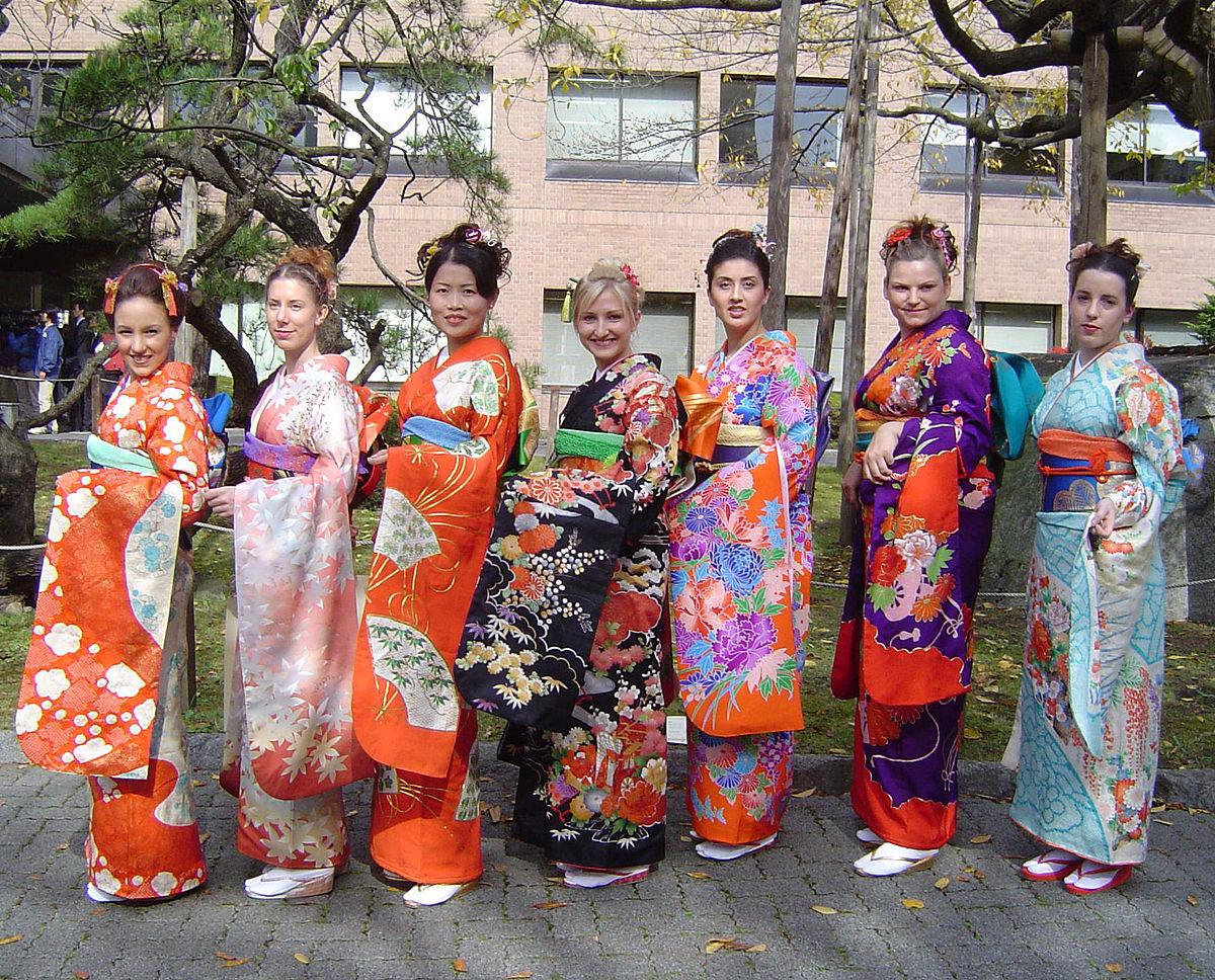 japansk tøj