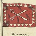 Morocco. Johnson's new chart of national emblems, 1868.jpg