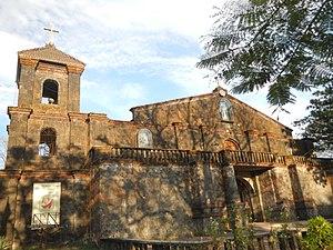 Morong, Bataan - Our Lady of the Pillar Parish Church