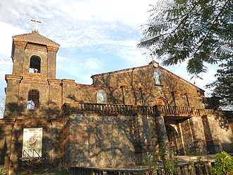 Morong, Bataan - Our Lady of the Pillar Parish Church