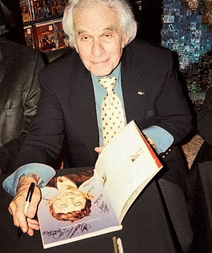 Mort Drucker - Drucker in November 2000