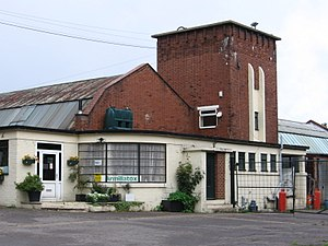 Morton, Derbyshire - Morton – Pit-Head Buildings